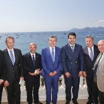 Economic mission in Cannes